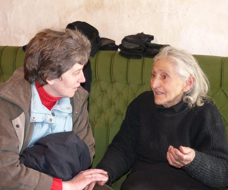 Hulp aan bejaarden