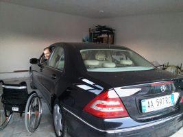 Auto voor Klodi